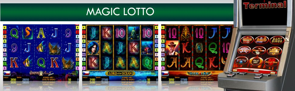 Magic Lotto