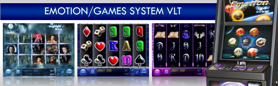 Emotion - GAMES SYSTEM VLT